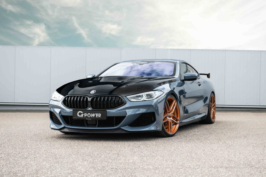 G-POWER: 670 PS für den BMW M850i xDrive