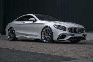 Mercedes-AMG S 63 4MATIC+ Coupé Luxusklasse Topmodell Tuning M&D exclusive cardesign Felgen Z-Performance Fahrwerk Tieferlegung