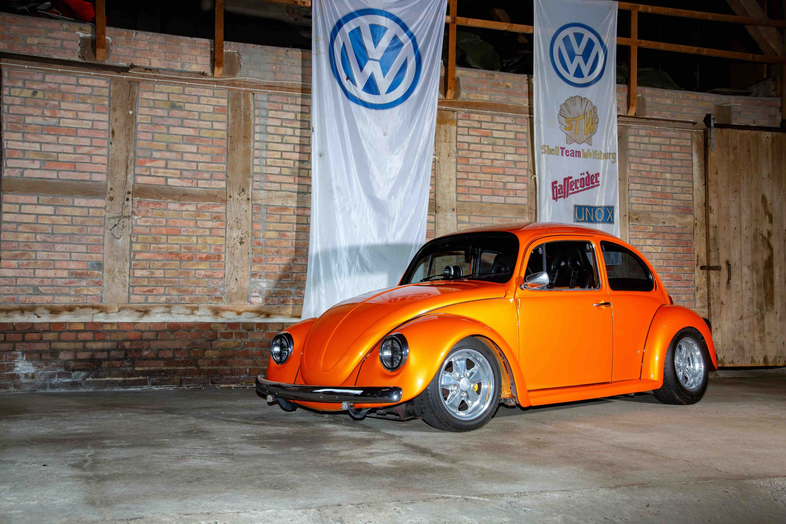 Klassik, 1984er VW 1200 L