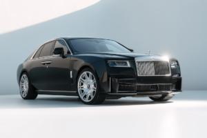 Rolls-Royce Ghost Tuning Spofec Neuheit Leistungssteigerung Bodykit Felgen Tieferlegung Luxuslimousine Großbritannien Biturbo-V12