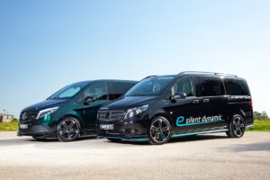 Mercedes-Benz Tuning V-Klasse e-Vito VANSPORT.DE Heinz Hartmann e-Vito VP Spirit e-silent dynamic V 300 d VP Spirit Mk II