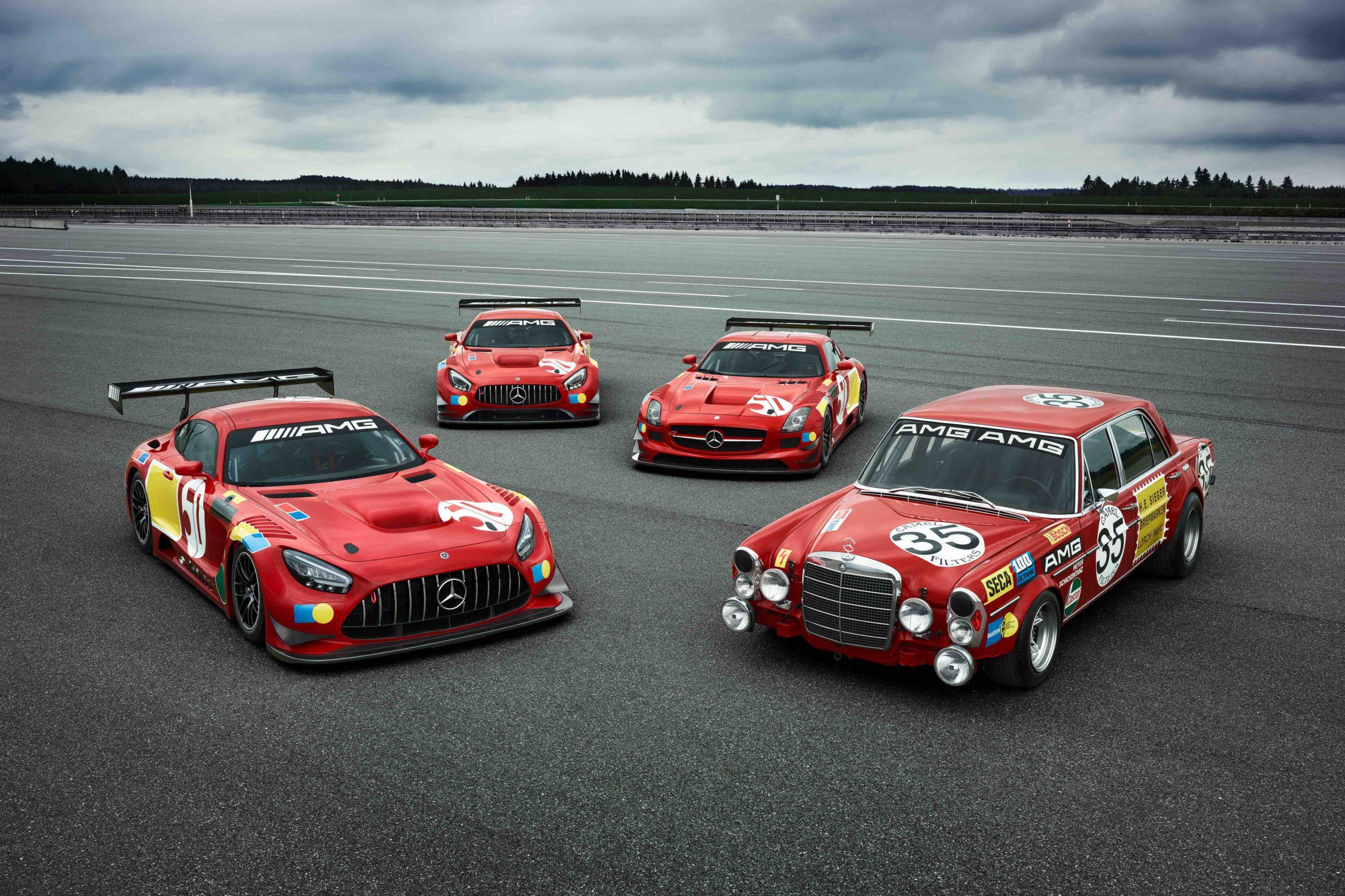 "Motorsport, 50 Jahre ""Rote Sau"" / Sonderedition ""50 Years Legend of Spa"""
