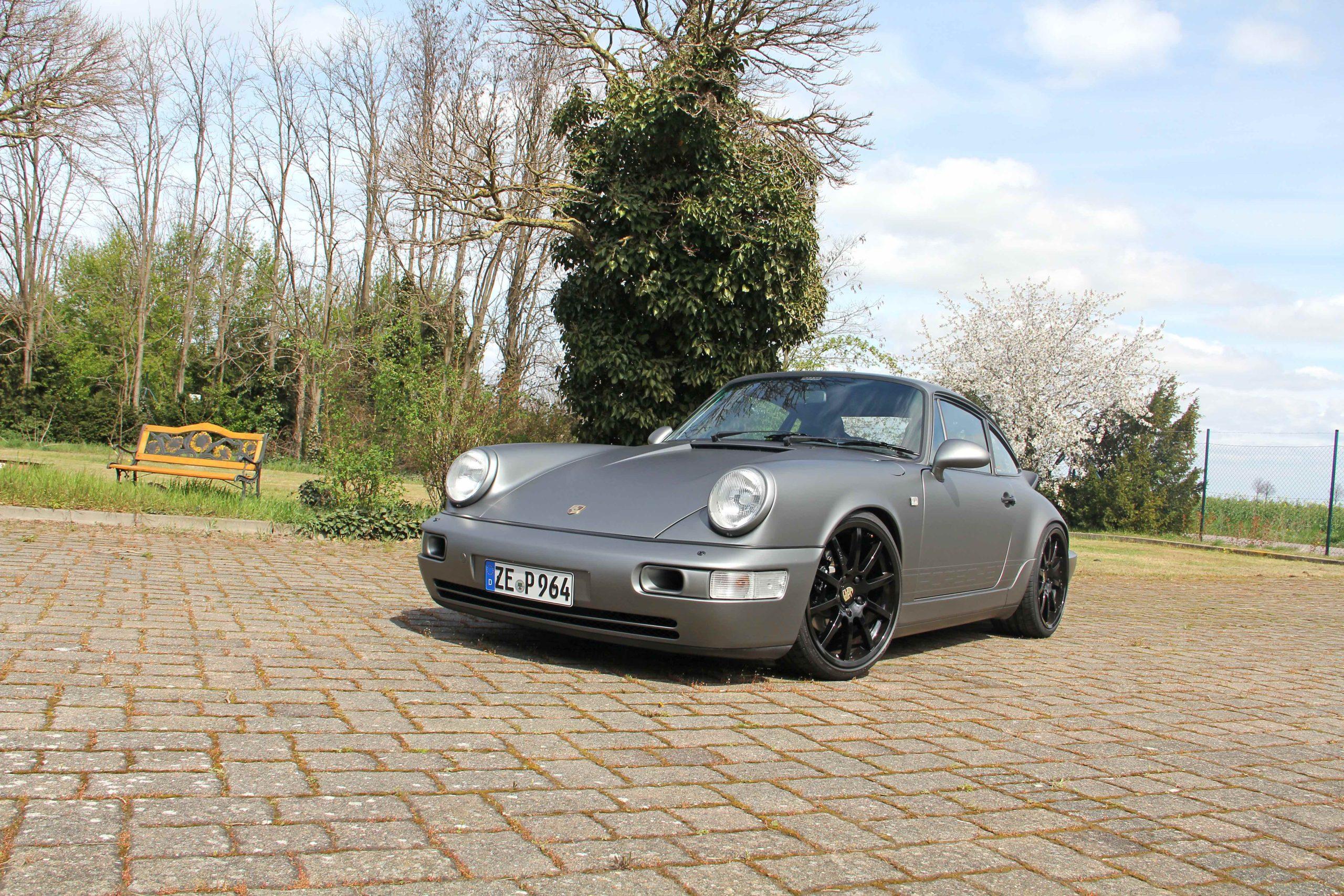 Porsche 911 Carrera 2 von Kaiser 911 / Star-Bug