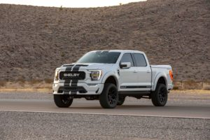 Shelby F-150 (Basis Ford F-150 Lariat 4x4)