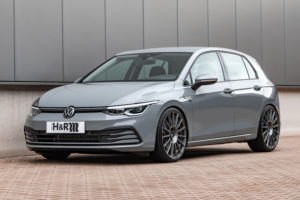 H&R Gewindefedern für den VW Golf VIII