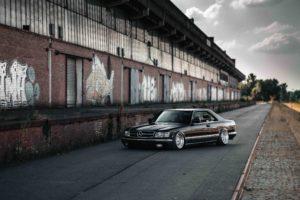 Mercedes-Benz C126 560 SEC Obsidian Coupé