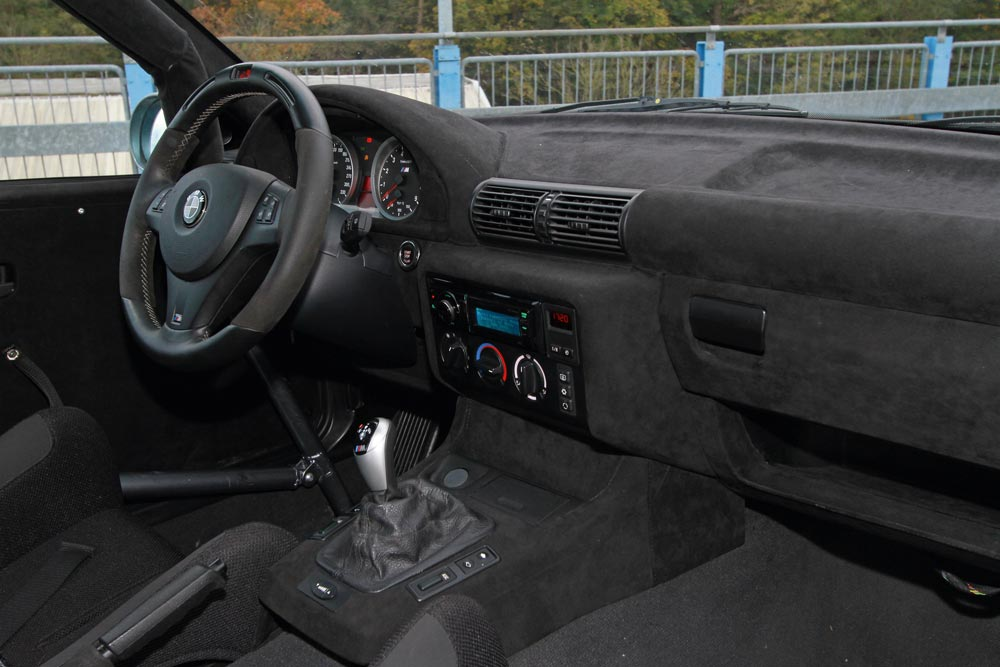 Mantec on Bmw E36