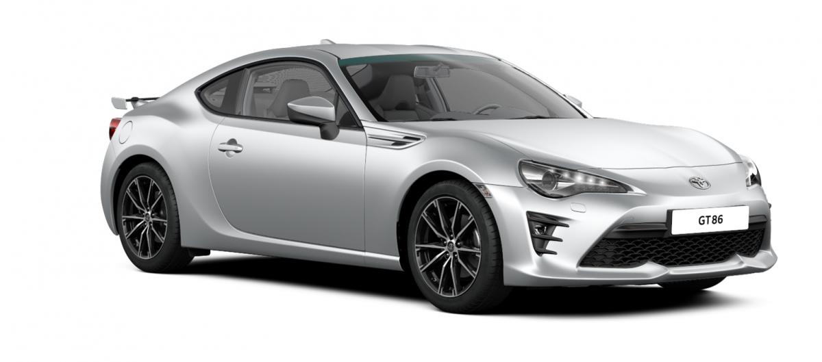 Matt-Folierung für Toyota GT86 & C-HR!   Eurotuner News