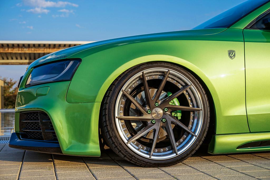 The Sweet Green!   Eurotuner News