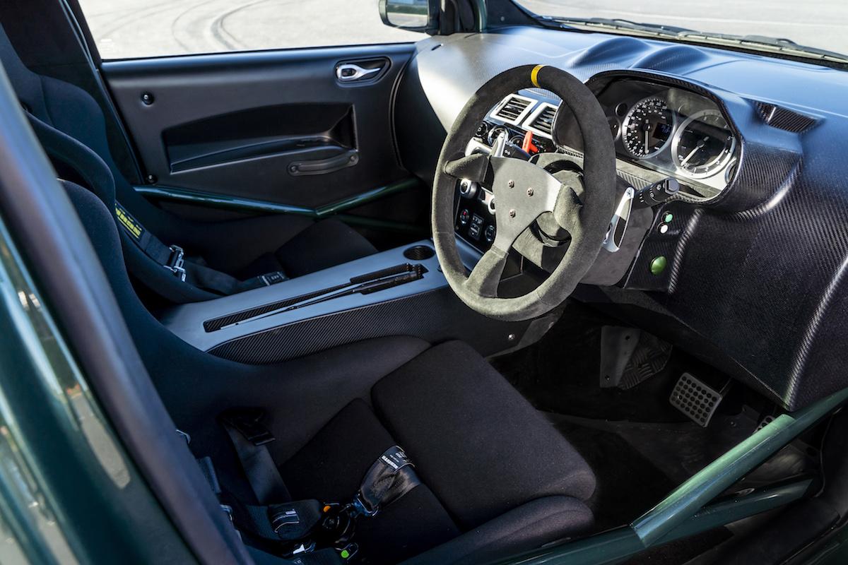 Aston Martin Cygnet Einzelstück Mit V8 Eurotuner News