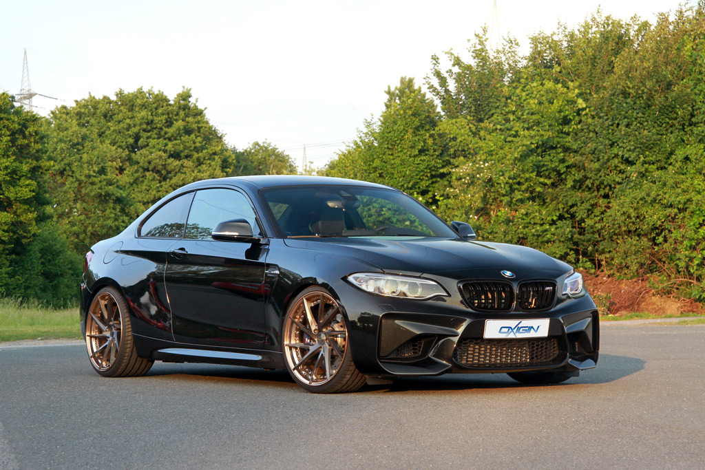 Oxigin Mp1 Meets Bmw M2 Eurotuner News