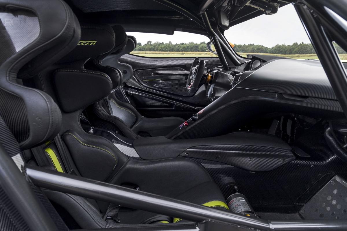 Extrem Aston Martin Vulcan Amr Pro Eurotuner News