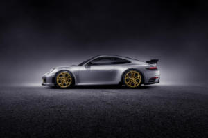 Porsche 911 Carrera 4S von Techart 992