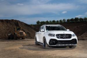 Mercedes-Benz X-Klasse von Extreme Customs