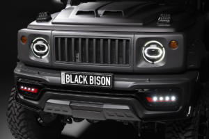 WALD JIMNY/SIERRA Black Bison Edition Black Background