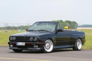 BMW E30 M3 V8 Cabrio