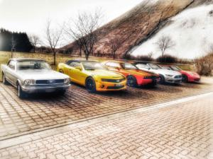 Uncle Sam`s Automobile: US-Car-Fahren auf Zeit!