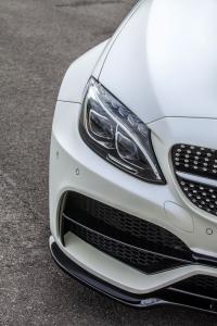Prior-Design Mercedes C-Coupé