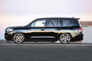 Toyota Land Speed Cruiser Rekord