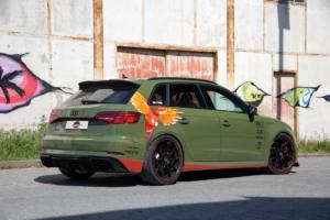 Audi RS 3 Urban Motors
