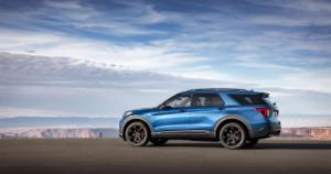 2019er Ford Explorer ST