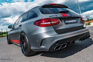 Domanig C 63 S T-Modell (Basis Mercedes-AMG S205 C 63 S)