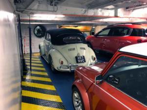 Reportage, Re-Import eines Käfer Cabriolets aus England