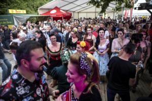 Treffen, Rollin Dudes Festival in Leutschach an der Weinstraße (A), 12.-13. Juli 2019