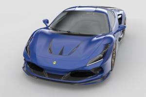 1016 Industries Ferrari F8 Tributo Carbon-Bodykit 3D-Druck Tuning Mittelmotor Sportwagen