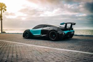 1016 Industries McLaren 720S Widebodykit 3D-Druck Felgen Tuning
