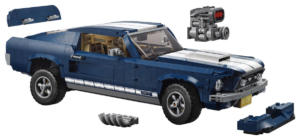 Jetzt neu: LEGO Creator Ford Mustang!