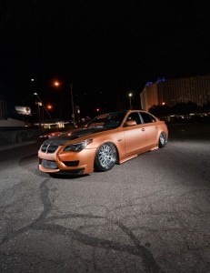 BMW E60 525i calefornication