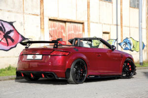 Audi TT RS Urban Motors