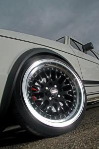 Classic VW Golf 1
