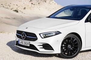 Neue Mercedes-Benz A-Klasse W177 2018