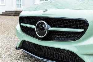 Mercedes-Benz S500 Cabrio von Carlsson