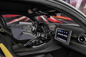Mercedes-AMG GT R Safety Car