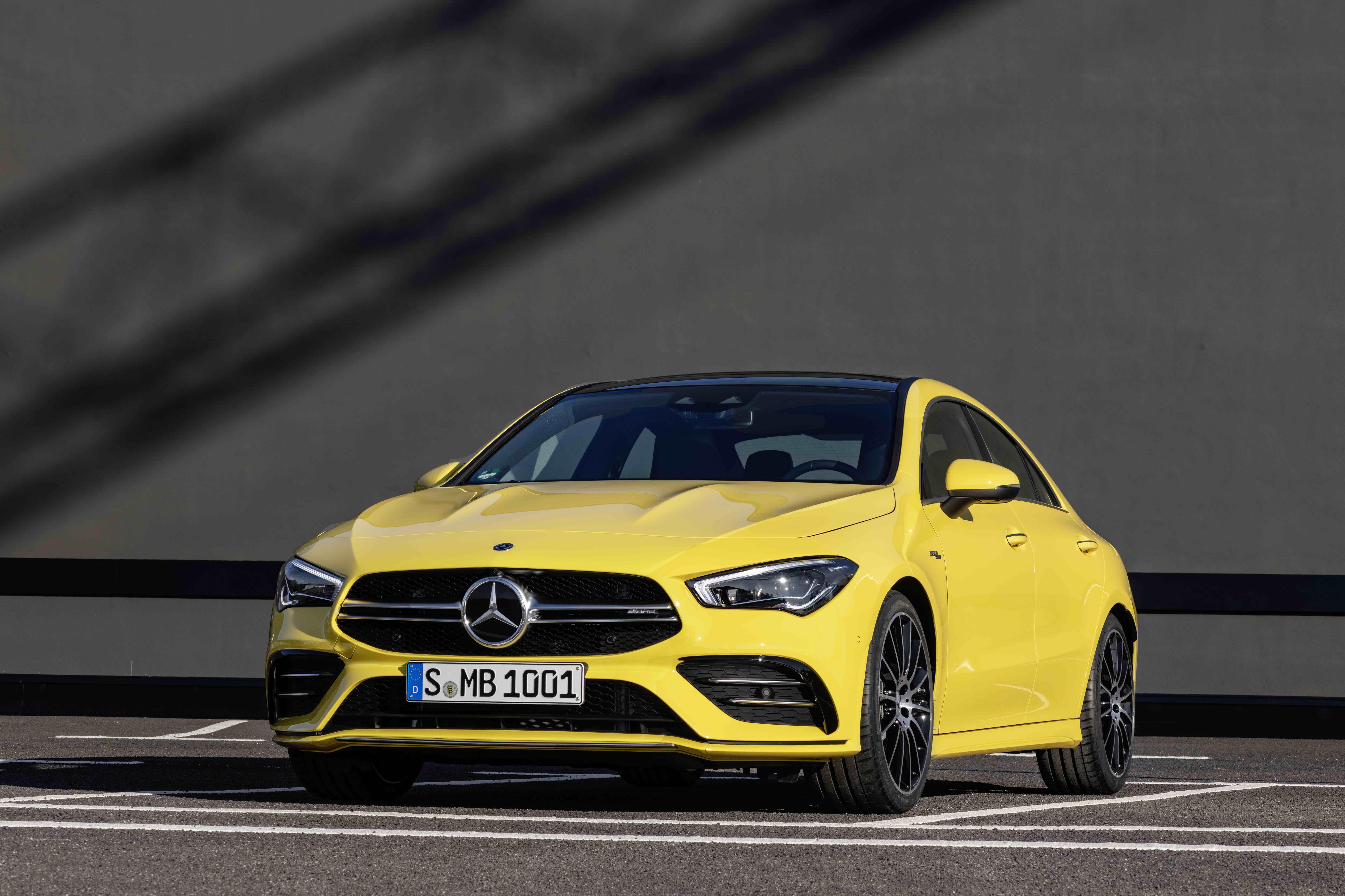 Mercedes-AMG CLA 35 4MATIC