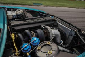 Schwedischer BMW E30-Driftstar