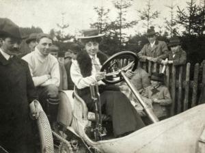 120 Jahre Mercedes
