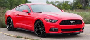 Ford Mustang Jedo