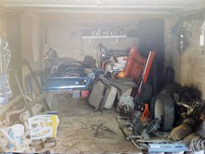 Wie alles begann: 02-Teilelager in derelterlichen Garage anno 1985