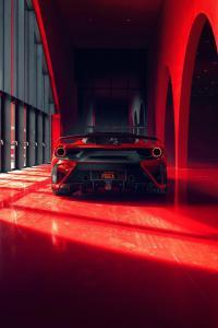 Pogea Racing Ferrari 488 GTB FPlus Corsa