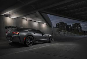 2019er Corvette ZR1