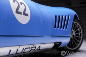 2019er Lucra LC470 Roadster