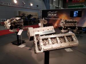 Klassiker-Veredlung von MKB Motorenbau