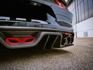 Ford Mustang GT von Velocity Das BLACK7 Projekt