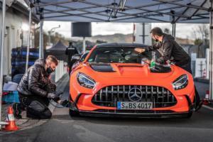 Mercedes-AMG GT Black Series Nordschleifen-Rekord