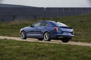 Cadillac CT4-V und CT5-V
