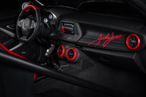 Chevrolet 2020 COPO Camaro John Force Edition